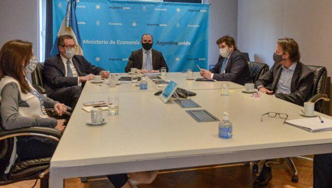 La misión del FMI visitó Argentina la semana pasada.