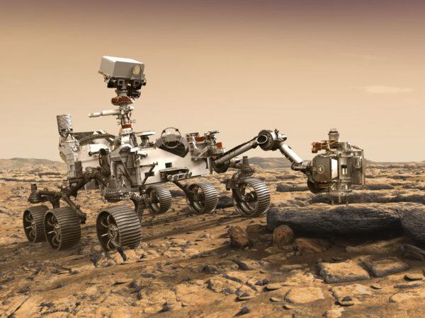 """La NASA busca vida en Marte: el viaje del rover """"Perseverance"""""""