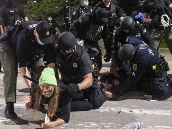 La ONU le reclama a Estados Unidos el fin de la violencia polecial y del racismo